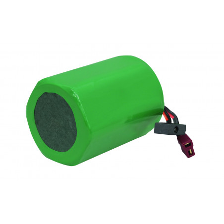 Rechargeable Bigblue Litium-ion battery 7x18650