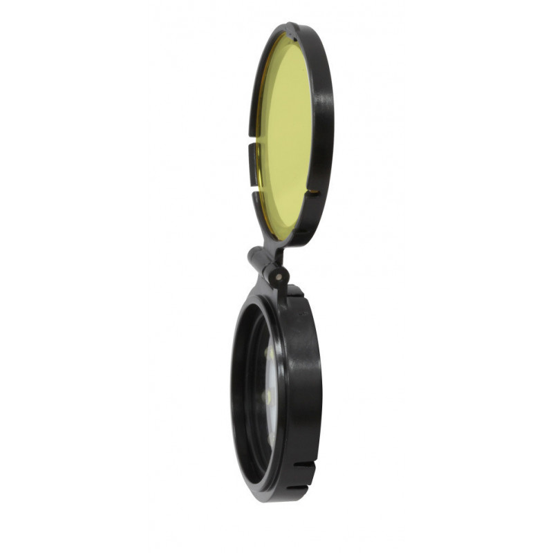 Filtre jaune pour Bigblue séries VTL VL dia 55mm