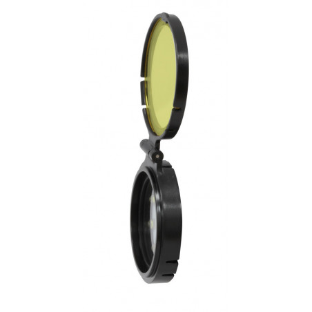 Yellow filter for Bigblue VTL VL series dia 55mm