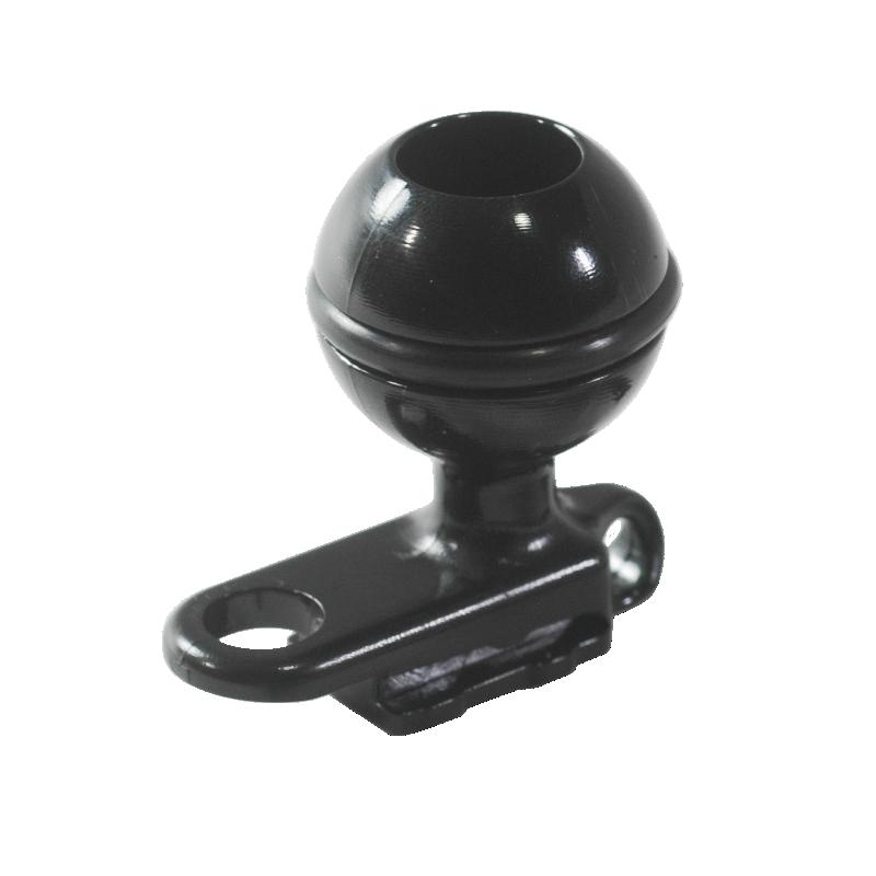 Light & Motion Sola video ball mount