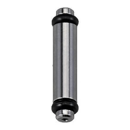 Swivel for HP pressure gauge hose