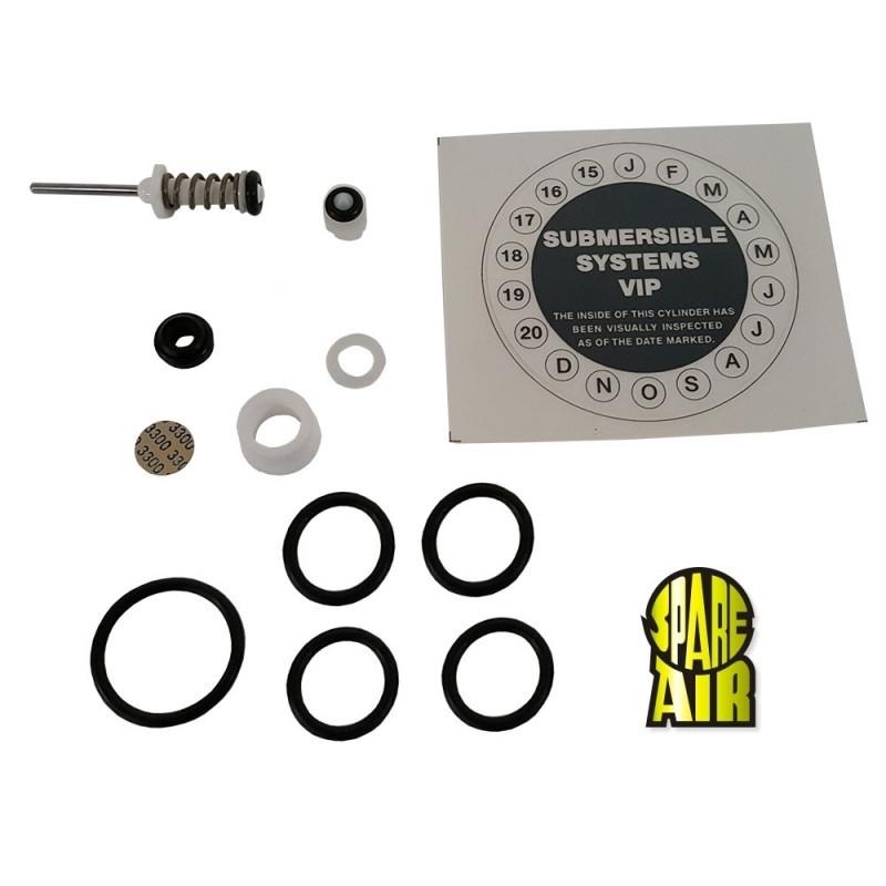 SPARE AIR annual maintenance kit