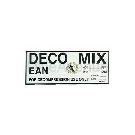 Autocollant DECO MIX pour...