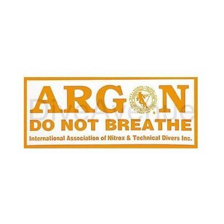 Autocollant ARGON pour...