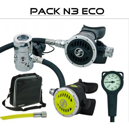 """Pack détendeur """"Niveau 3 Eco"""" R6 membrane - TECLINE"""