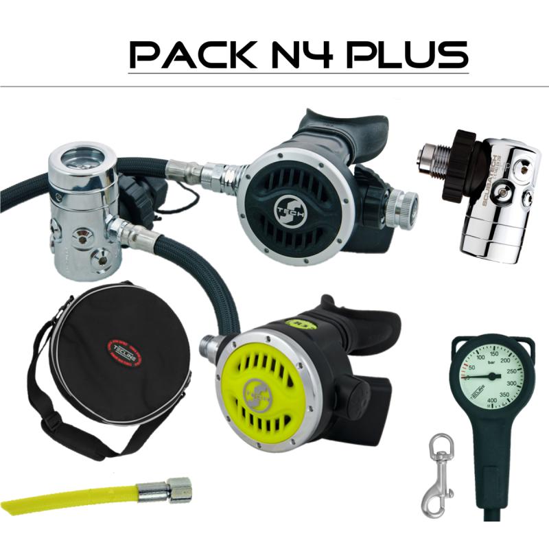 """Pack détendeur """"Niveau 4 Plus"""" R6 membrane - TECLINE"""