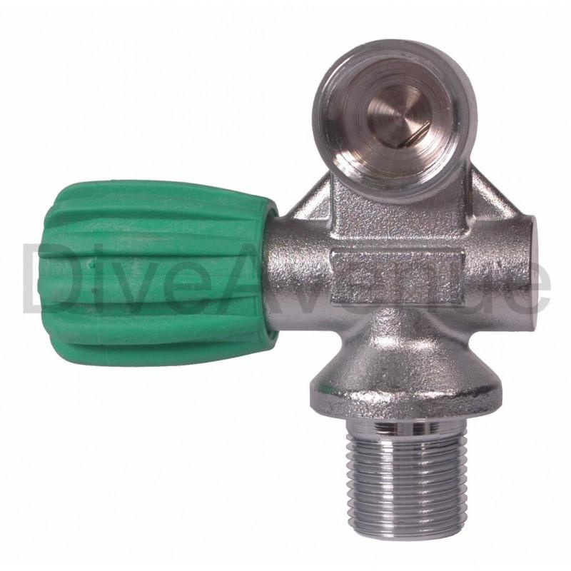 Mono valve NITROX M26 232 bars M25x2