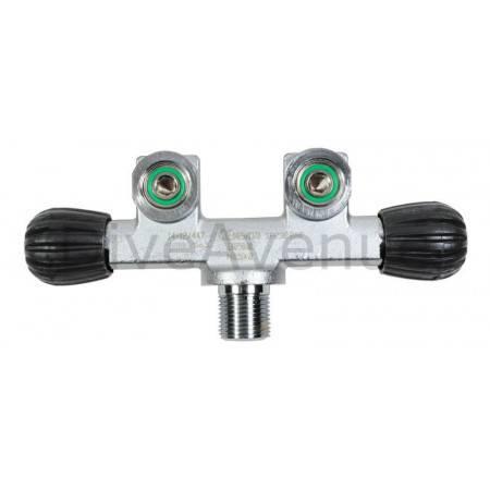 Double valve H AIR DIN 232...