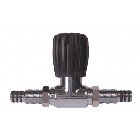 300bar isolation valve for twin-tanks 137mm
