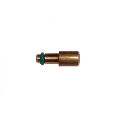 Pressure gauge knob or HP hose (maintenance only)
