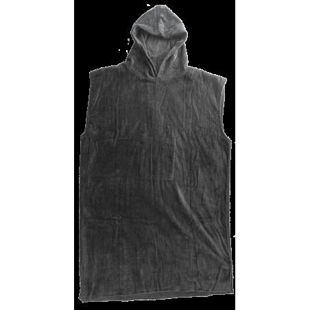 Poncho-serviette de change en coton 108x70cm