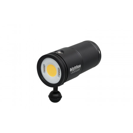 Phare vidéo Bigblue CB9000P - Monoled à 120°