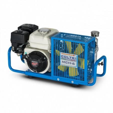 COLTRI MCH6 diving compressor petrol 4 stroke engine