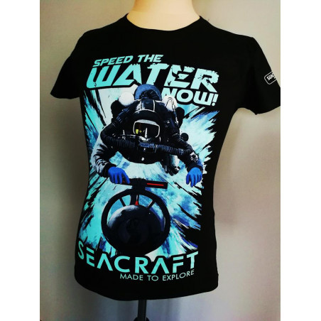 T-Shirt Scooters SEACRAFT