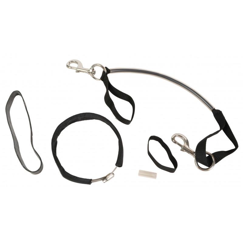Decompression ponybottle handle kit
