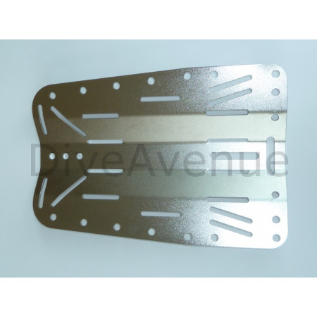 Back plate ALU 3mm