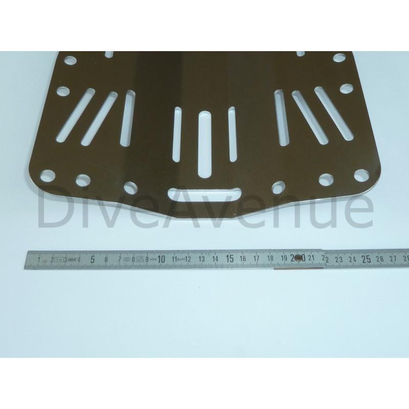 Aluminium BACKPLATE 3mm thickness