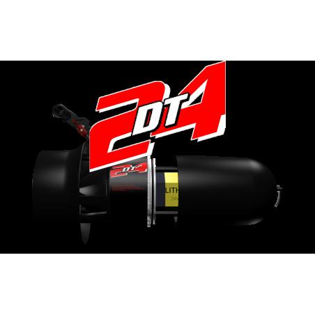 DIVERTUG DT24 Scooter sous-marin de plongée