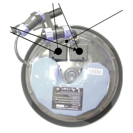 Batterie 24V/12A pour scooter sous-marin DIVERTUG DT12