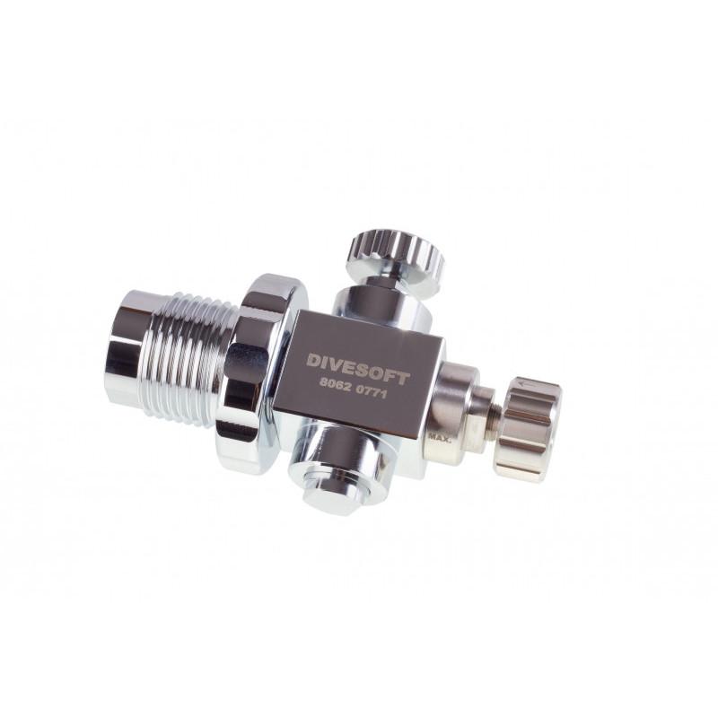 DIVESOFT limiteur de débit standard M26x2