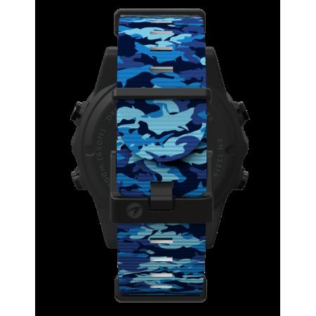 SHEARWATER TERIC Bleu montre ordinateur de plongée
