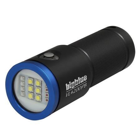 Phare video Bigblue VL4200PB Blue - 4200Lm à 120°