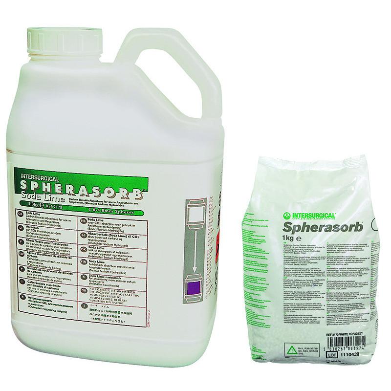 Spherasorb Soda Lime for CCR