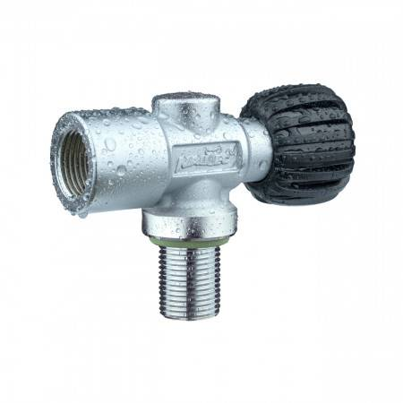 Robinet NAUTEC SH DIN 300bar AIR/Oxygène M18x1.5