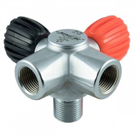 Double scuba valve NAUTEC...