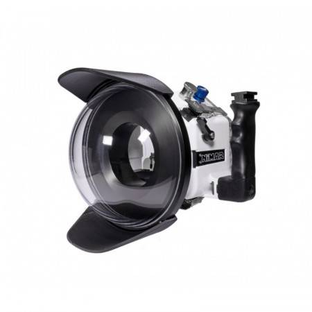 "Dôme acrylique Dia 203mm (8"") NIMAR avec zoom"