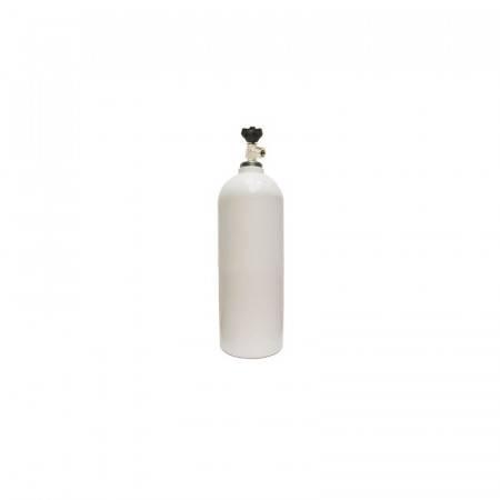 Bouteille tampon 30L 300bar avec robinet DIN 300bar