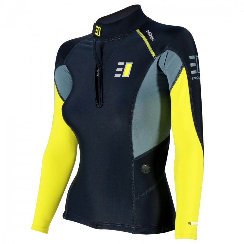 Top FIORD LS Womens ENTH DEGREE