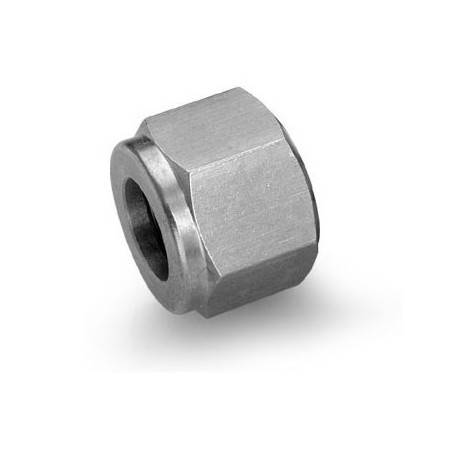 Stainless steel union nut...