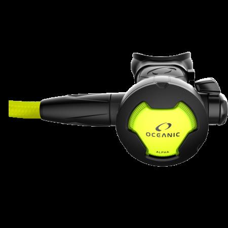 OCEANIC DELTA 10 + cDX diaphragm diving regulator