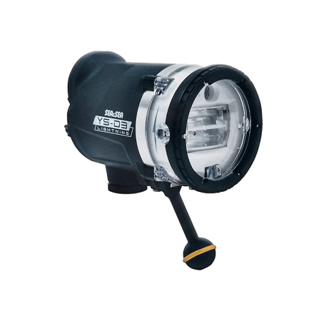 Flash sous-marin SEA&SEA YS-D3 -TTL