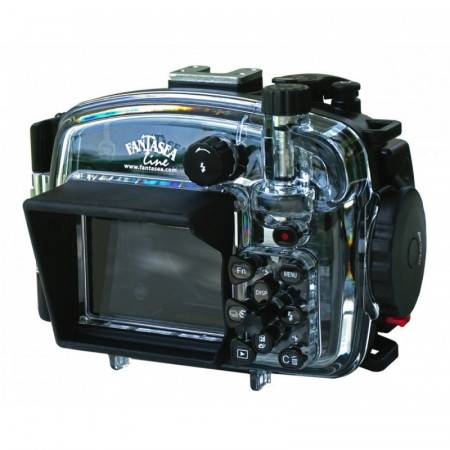 Underwater housing FANTASEA for SONY RX100-VI