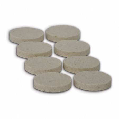Set of 6 felt rings for Maxifilter COLTRI compressor cartridge