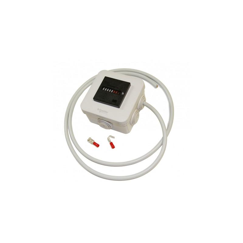 Compteur horaire pour compresseur électrique 230V-240V 50Hz