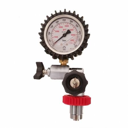 COLTRI Filling valve DIN 230bar