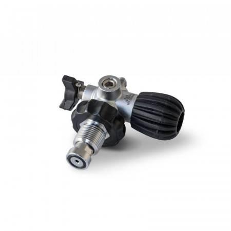 COLTRI Filling valve DIN 230bar with pressure gauge