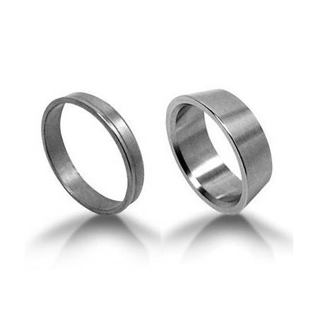Rear front ring for stainless steel connector 8mm