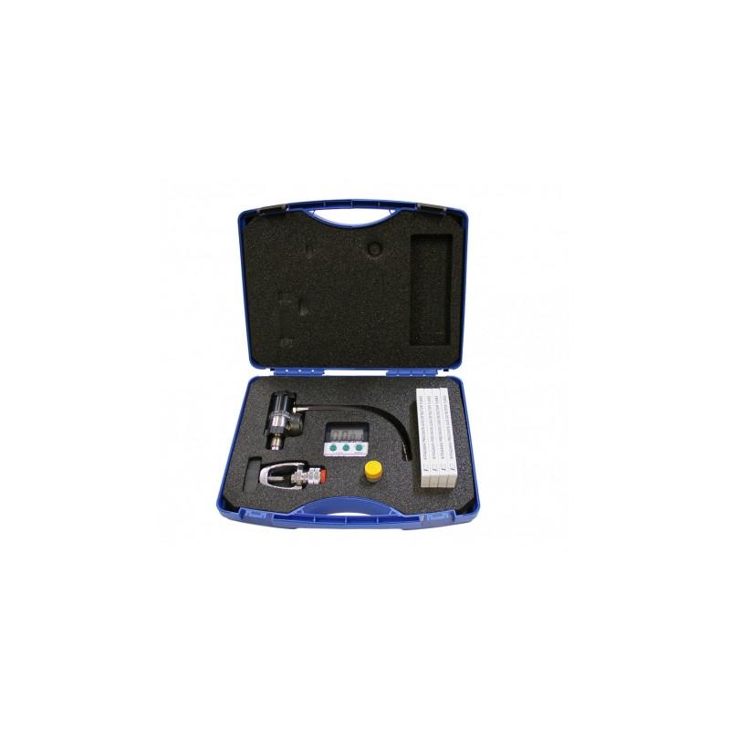 Valise de contrôle de qualité d'air pour compresseur de plongée