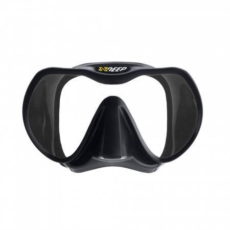 Masque de plongée XDEEP frameless BLACK