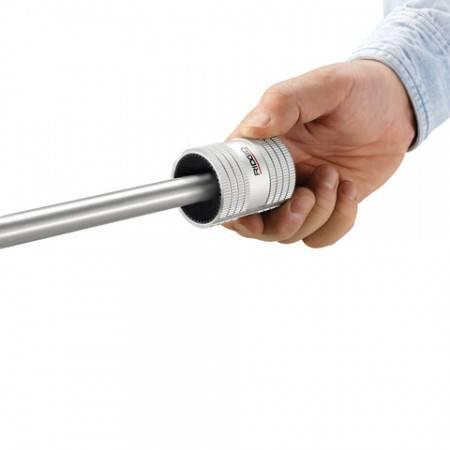 Ebavureur pour tubes inox de 6mm à 32mm