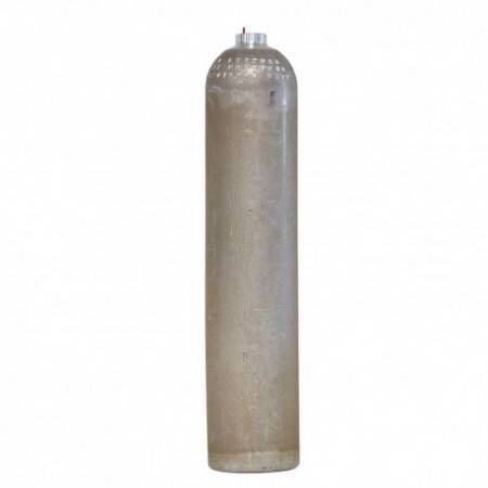 11.1L S80 aluminium tank 200bar MES raw