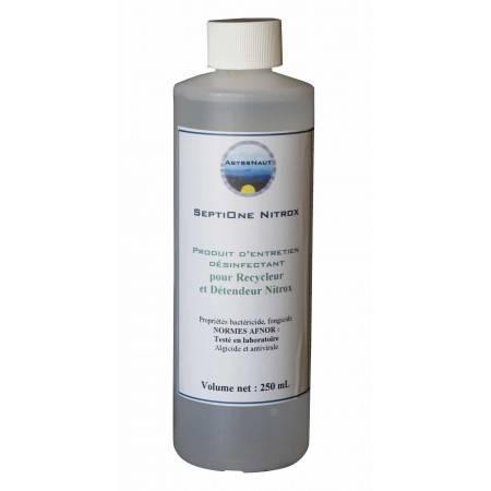 Désinfectant recycleur et détendeurs nitrox SEPTIONE NITROX ABYSSNAUT