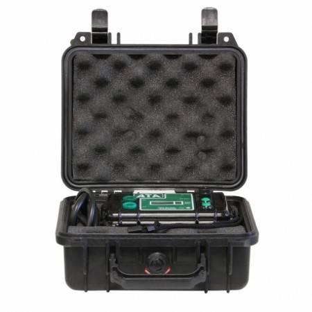 Valise étanche pour analyseur Trimix ANALOX ATA