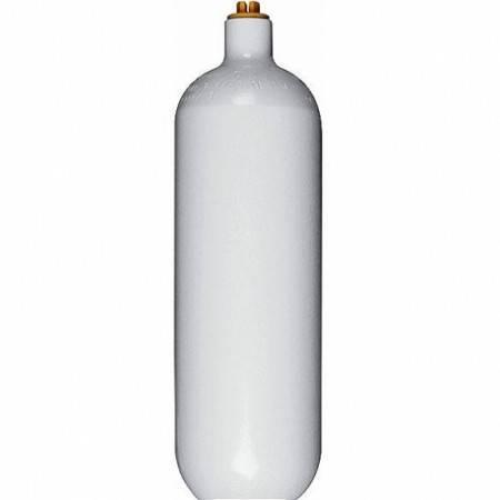 2 liter steel scuba tank 232bar