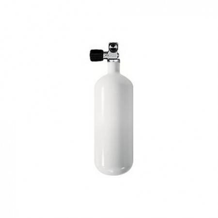 1 liter steel scuba tank 200bar