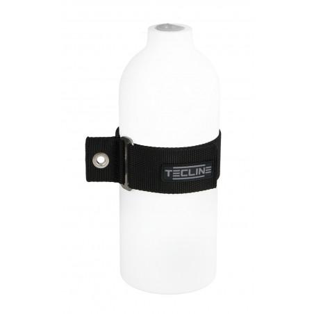 Sangle pour bouteille plongée 1.5L et 2L TECLINE T02170